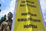 Omnibus Law RUU Cipta Kerja bisa memangkas ego sektoral Kementerian dan Daerah
