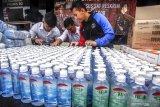 Polres Jayawijaya imbau warga laporkan penimbun pembersih tangan dan masker