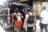 Dianggap meresahkan warga, Brimob amankan belasan anak Punk di Kampung Jao Dalam