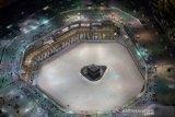 Arab Saudi hentikan shalat berjamaah di masjid akibat COVID-19