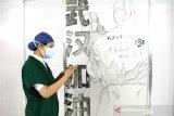 40 kasus tambahan virus corona di China