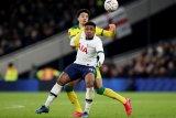 Mourinho : Musim pertama Steven Bergwijn di Tottenham sudah berakhir