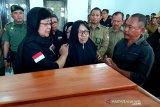 Menteri LHK lepas jenazah stafnya di Palangka Raya
