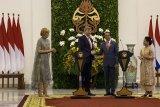 Raja Belanda menyampaikan penyesalan dan permohonan maaf kepada Indonesia