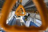 Jumlah penumpang LRT  Palembang tak terpengaruh wabah corona