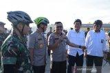 Kakorlantas meninjau Tol Manado-Bitung jelang mudik Lebaran 2020