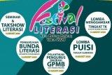 50 stand literasi disediakan untuk meriahkan Festival Literasi di Padang Panjang