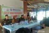 Kajari dan Kepala BPJS Kesehatan kunjungi Desa Pasir Sunur Pariaman, rasakan saling curhat dengan warga desa