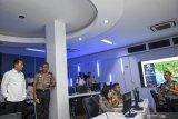 Posko Pemantauan Karhutla Polda Sumatera Selatan