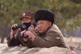 Terjadi baku tembak di perbatasan Korut dan Korsel, satu hari setelah kemunculan Kim Jong Un