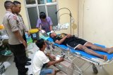 Polisi Jayapura tangkap tiga dari 10 pelaku pengeroyokan korban EAS
