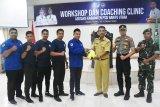 Askab PSSI Barito Utara gelar 'Coaching Clinic'