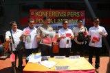 Polda Lampung rilis hasil Operasi Cempaka