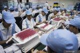 Presiden: Indonesia harus mampu hasilkan sendiri vaksin COVID-19