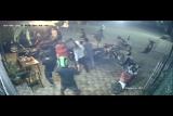 Polisi amankan sejumlah anggota geng motor yang terlibat bentrok di Medan