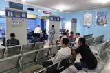 Permohonan papsor di Imigrasi Palembang  turun 50 persen