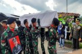 Pangdam pimpin upacara pemakaman jenazah Dandim Kuala Kapuas