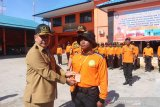Warga Kabupaten Kupang  pelatihan SAR pada permukaan air