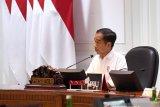 Presiden Jokowi minta ada skema khusus untuk selesaikan sengketa tanah aset