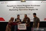Pertamina Bantu Modal Rp2 M UMKM Gorontalo