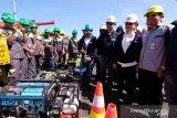 PLN UIW Sulselrabar gelar pasukan dan peralatan kerja Jaskonhar