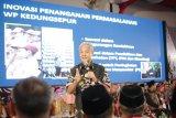 Gubernur Ganjar siap sampaikan opini publik Omnibus Law kepada Jokowi