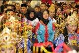 Ribuan pesilat dari berbagai Provinsi di Indonesia perebutkan Piala Kemenpora di Lampung