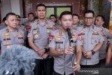Kapolri ancam mencopot panitia penerimaan anggota Polri yang terima suap
