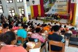 Bawaslu Kota Jayapura beri kuliah umum kepada mahasiswa Uncen