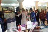 Raja dan Ratu Belanda mengunjungi pameran inovasi di UGM