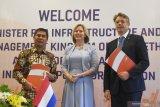 IPC jajaki kerja sama pengelolaan pelabuhan dengan Port of Rotterdam Belanda