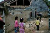 BMKG petakan sebaran dampak kerusakan gempa Sukabumi