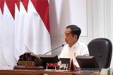 Hasil Survei Cyrus: Publik puas kinerja pemerintahan Presiden Jokowi