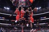 Suarakan keadilan sosial, NBA lukis slogan
