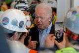 Capres AS Joe Biden akan temui keluarga George Floyd yang mengalami ketidakadilan rasial