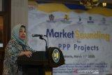 Kementerian PUPR tawarkan ke investor 5 proyek jalan dengan skema KPBU