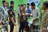 Ratusan warga Desa Wunut Klaten diikutkan Program BPJAMSOSTEK