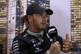 Ketika Juara dunia Formula 1 enam kali Lewis Hamilton kesulitan ungguli rekornya sendiri di video gim