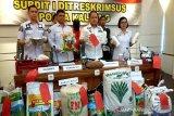 Polda ringkus pelaku tindak pidana perlindungan konsumen dan perdagangan di Palangka Raya