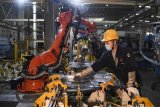 Pabrikan Dongfeng Honda di Wuhan mulai beroperasi lagi