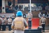 Kapolri janjikan reward, semangati pasukan perdamaian Polri