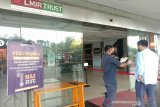 Antisipasi COVID-19, Lippo Plaza Kota Kendari cek suhu tubuh pengunjung