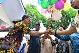 Gubernur Sulsel resmikan 10 perpustakaan lorong di Makassar