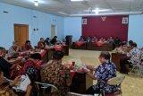 Bank Jateng sosialisasikan KUR dan transaksi nontunai ke perangkat desa