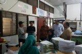 Komisi III DPRD Sumbar sidak BUMD PT Grafika Jaya Sumbar