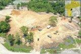 Kementerian PUPR percepat konstruksi fasilitas karantina COVID-19 di Pulau Galang