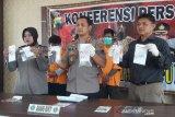 Polres Temanggung ungkap dua kasus narkoba dalam Operasi Antik Candi 2020