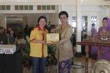 Hargobinangun juara lomba Taman Herbal Bejo Jahe Merah 2020