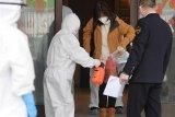 Kini kasus baru infeksi corona di Wuhan turun jadi lima