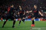 Tumbang dari Atletico,  Liverpool tersingkir dari  Liga Champions